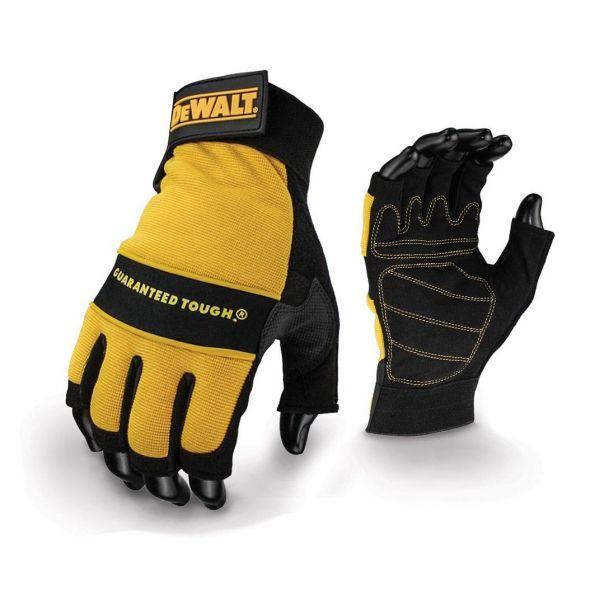 DEWALT - Technician Γάντια Χωρίς Δάκτυλα - L