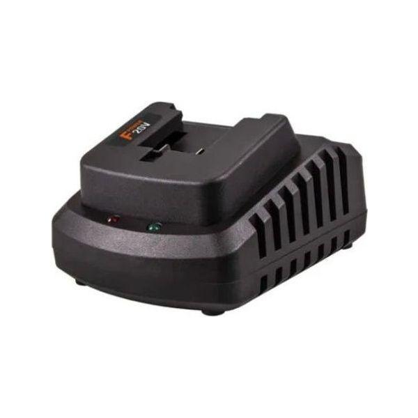 FERM - Ταχυφορτιστής LI-ION 20 VOLT + Δώρο
